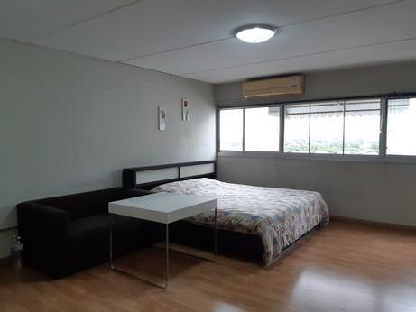 ให้เช่าห้อง   ห้องเล็กด้านนอก อาคาร T7 ชั้น 8