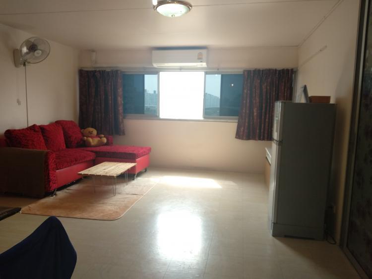 ให้เช่าห้อง   ห้องขนาดกลางด้านนอก อาคาร T12 ชั้น 7