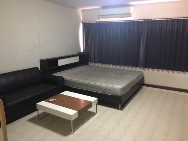 ให้เช่าห้อง   ห้องเล็กด้านใน อาคาร C4 ชั้น 8
