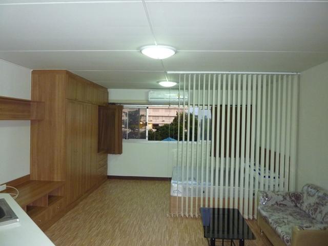 ให้เช่าห้อง   ข้างห้องมุม อาคาร T1 ชั้น 4