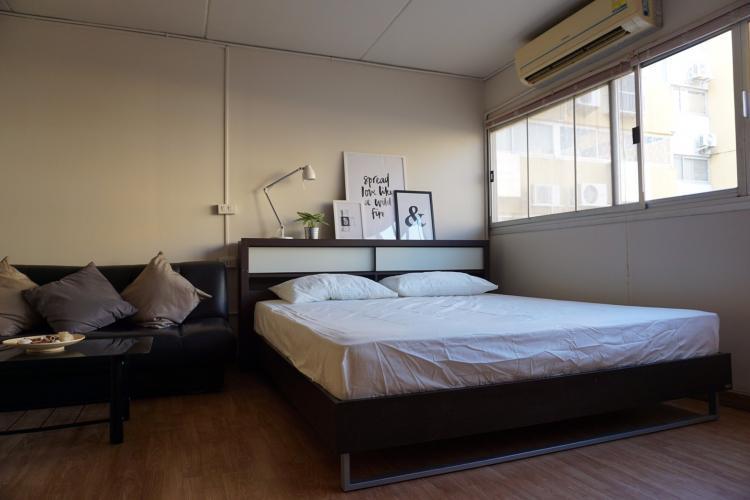 ให้เช่าห้อง   ห้องเล็กด้านใน อาคาร T10 ชั้น 11