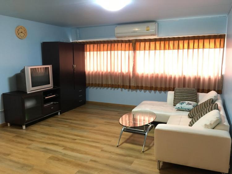 ให้เช่าห้อง   ห้องขนาดกลางด้านนอก อาคาร T2 ชั้น 8
