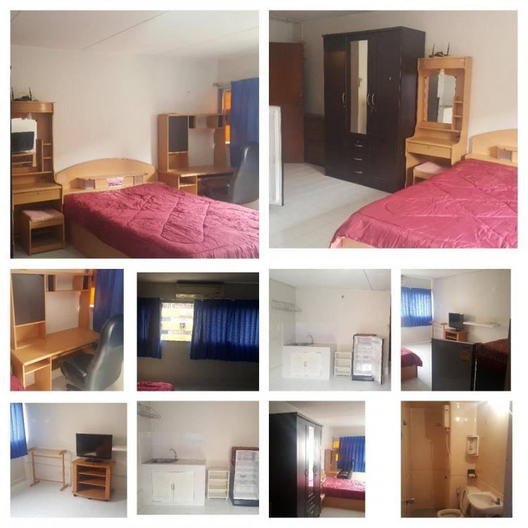 ให้เช่าห้อง   ห้องมุม อาคาร P1 ชั้น 13