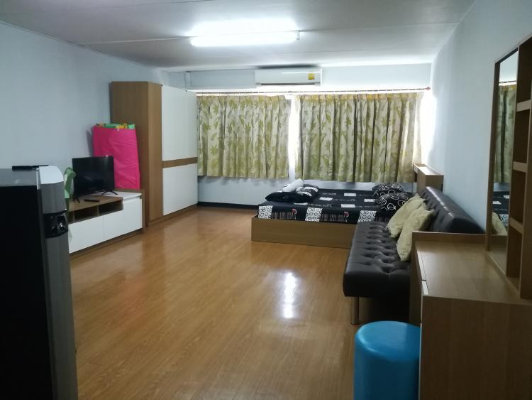 ให้เช่าห้อง   ห้องเล็กด้านนอก อาคาร C5 ชั้น 7