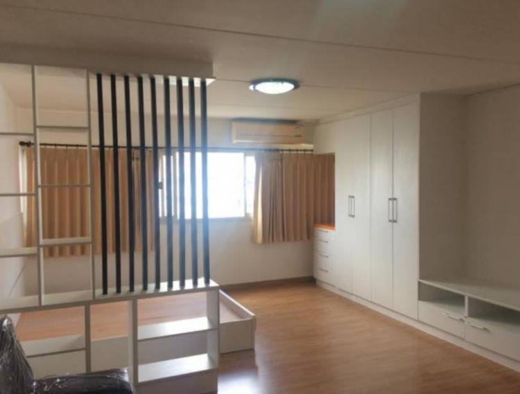 ให้เช่าห้อง   ห้องขนาดกลางด้านนอก อาคาร T10 ชั้น 12