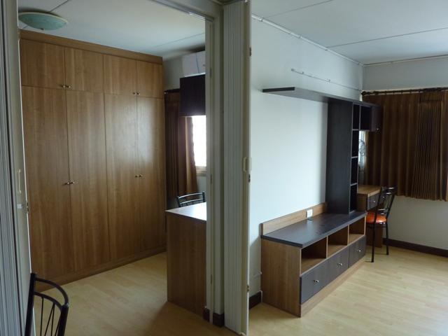 ให้เช่าห้อง   ห้องขนาดกลางด้านนอก อาคาร C8 ชั้น 15