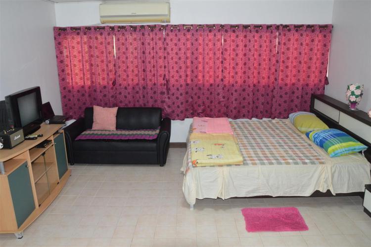 ให้เช่าห้อง   ห้องเล็กด้านใน อาคาร P2 ชั้น 7
