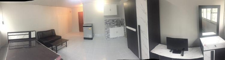 ให้เช่าห้อง   ห้องเล็กด้านนอก อาคาร C7 ชั้น 2