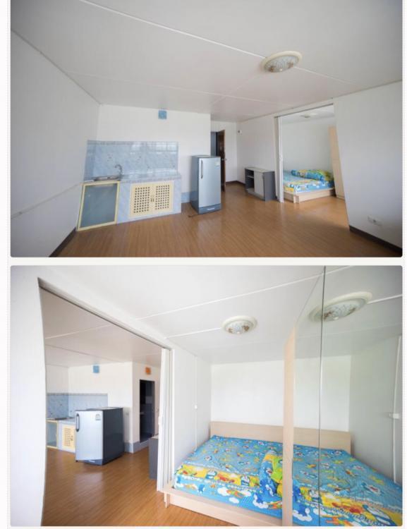 ให้เช่าห้อง   ห้องขนาดกลางด้านนอก อาคาร P1 ชั้น 10