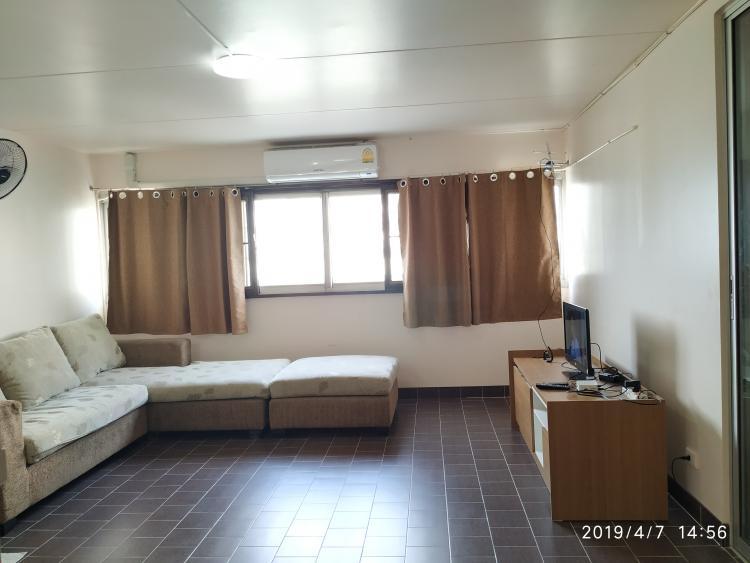 ให้เช่าห้อง   ห้องขนาดกลางด้านนอก อาคาร T6 ชั้น 8