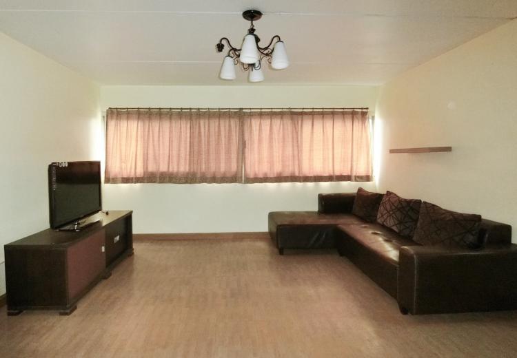 ให้เช่าห้อง   ห้องขนาดกลางด้านนอก อาคาร T11 ชั้น 3
