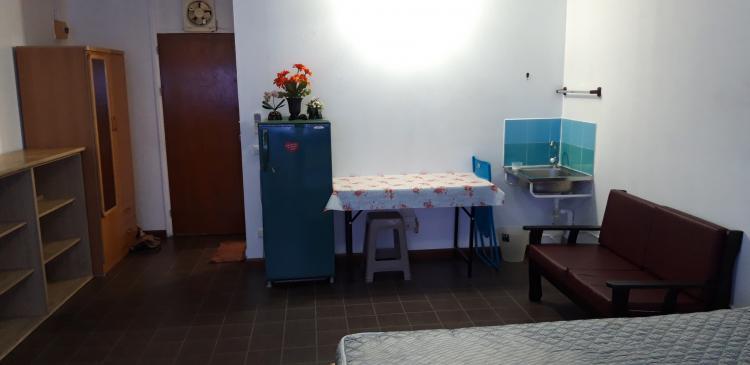 ให้เช่าห้อง   ห้องเล็กด้านใน อาคาร C4 ชั้น 16