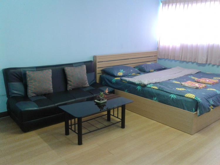 ให้เช่าห้อง   ห้องขนาดกลางด้านใน อาคาร C3 ชั้น 6