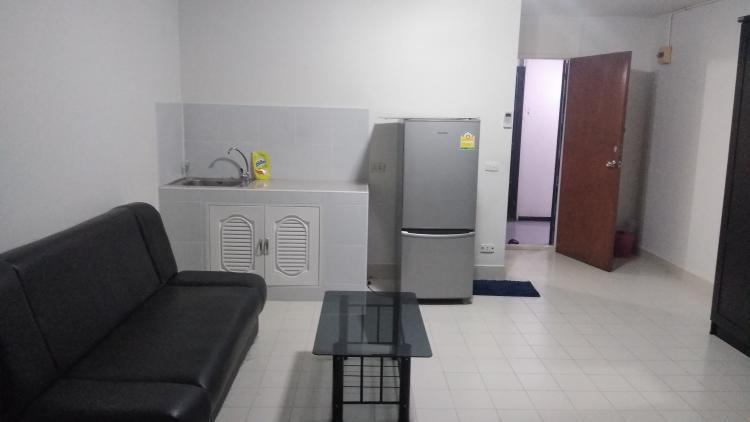 ให้เช่าห้อง   ห้องเล็กด้านใน อาคาร C7 ชั้น 4