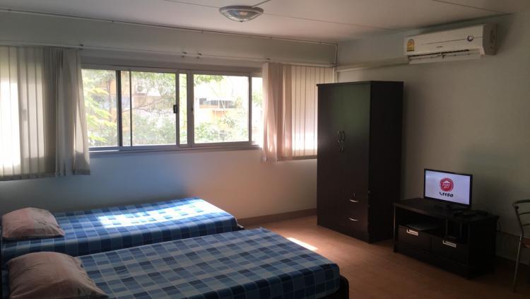 ให้เช่าห้อง   ห้องเล็กด้านใน อาคาร P2 ชั้น 10