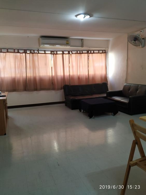 ให้เช่าห้อง   ห้องขนาดกลางด้านใน อาคาร T12 ชั้น 6