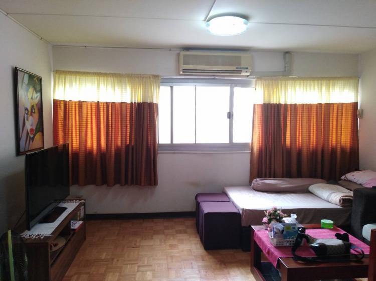 ให้เช่าห้อง   ข้างห้องมุม อาคาร C8 ชั้น 10