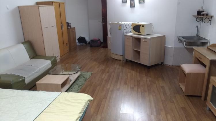 ให้เช่าห้อง   ข้างห้องมุม อาคาร C1 ชั้น 3