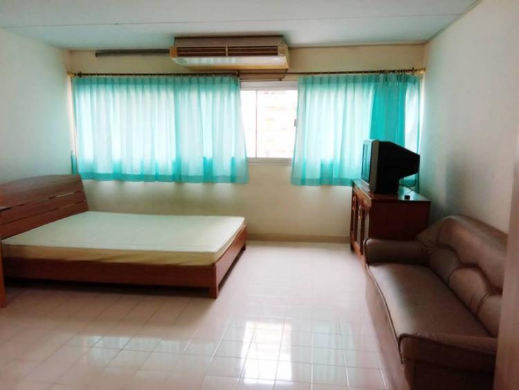 ให้เช่าห้อง   ห้องเล็กด้านใน อาคาร T6 ชั้น 5