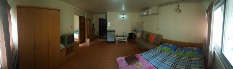 ให้เช่าห้อง   ห้องเล็กด้านนอก อาคาร C5 ชั้น 4