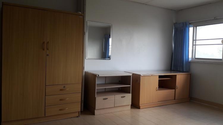 ขายห้อง ห้องเล็กด้านนอก อาคาร P1 ชั้น 14