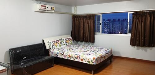 ให้เช่าห้อง   ห้องเล็กด้านนอก อาคาร T10 ชั้น 14