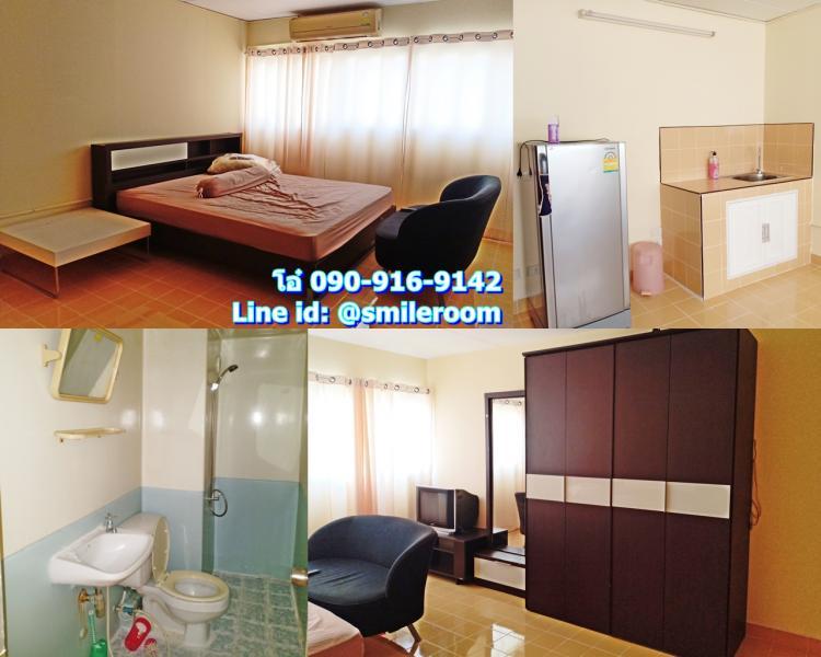 ให้เช่าห้อง   ห้องเล็กด้านใน อาคาร T10 ชั้น 9