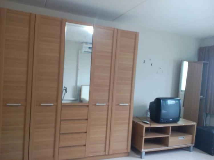 ขายห้อง ห้องเล็กด้านนอก อาคาร T11 ชั้น 8