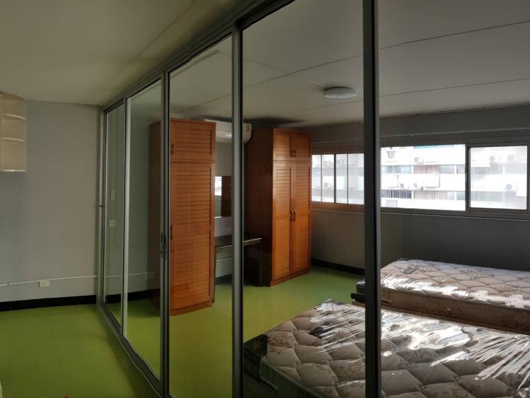 ให้เช่าห้อง   ห้องขนาดกลางด้านนอก อาคาร C5 ชั้น 1
