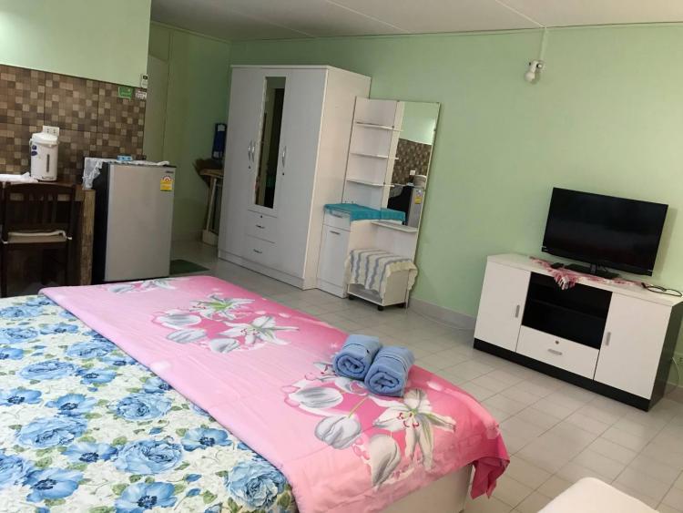ให้เช่าห้อง   ห้องเล็กด้านใน อาคาร C3 ชั้น 9