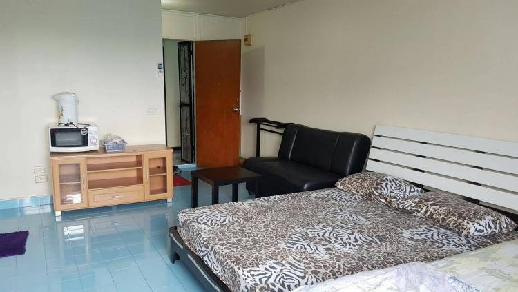 ขายห้อง ห้องเล็กด้านนอก อาคาร T8 ชั้น 10