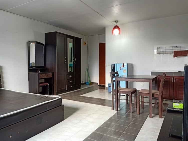 ให้เช่าห้อง   ห้องเล็กด้านนอก อาคาร P2 ชั้น 4