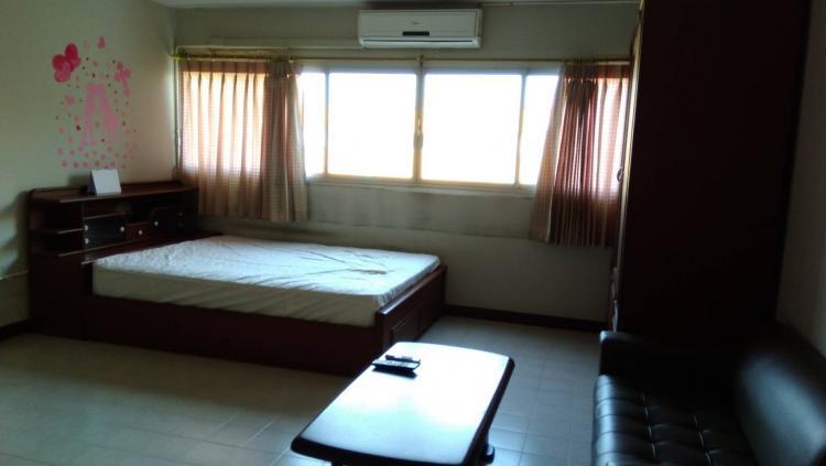ให้เช่าห้อง   ห้องเล็กด้านนอก อาคาร C6 ชั้น 15