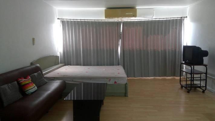 ให้เช่าห้อง   ข้างห้องมุม อาคาร T2 ชั้น 3