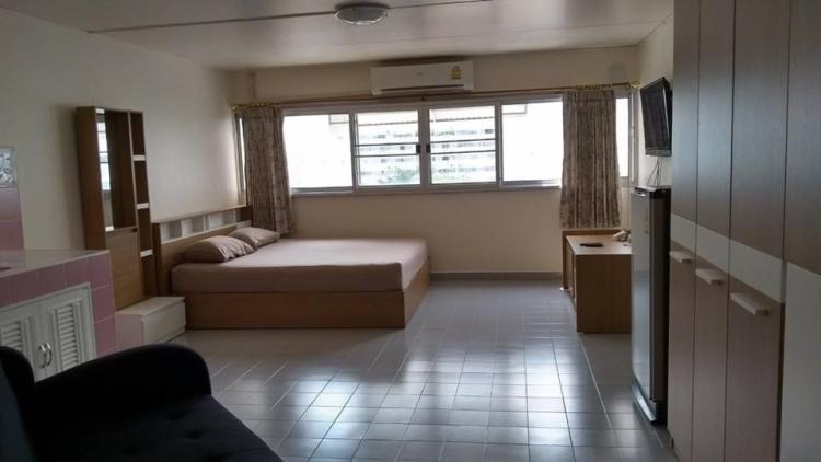 ให้เช่าห้อง   ห้องเล็กด้านนอก อาคาร T8 ชั้น 3