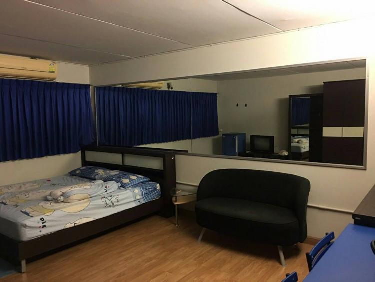 ให้เช่าห้อง   ห้องเล็กด้านนอก อาคาร T10 ชั้น 11