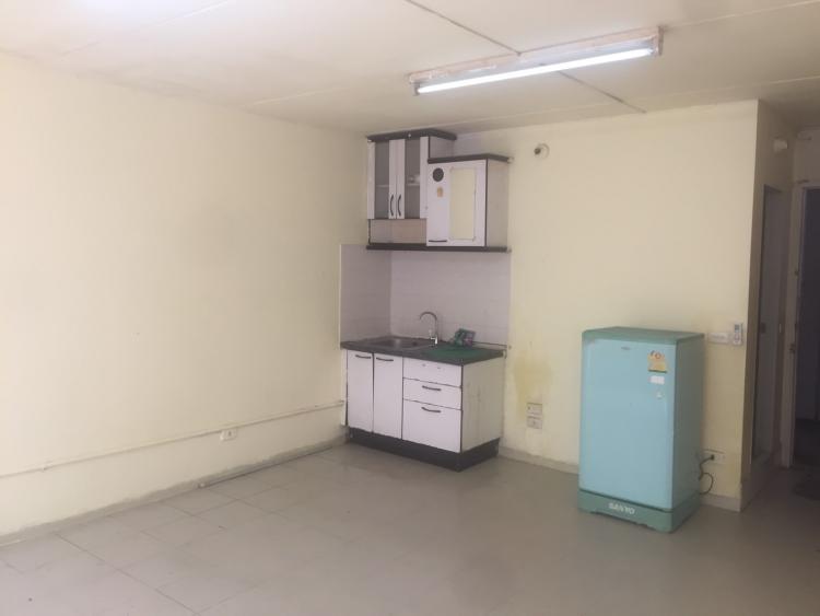 ให้เช่าห้อง   ห้องเล็กด้านใน อาคาร T11 ชั้น 13