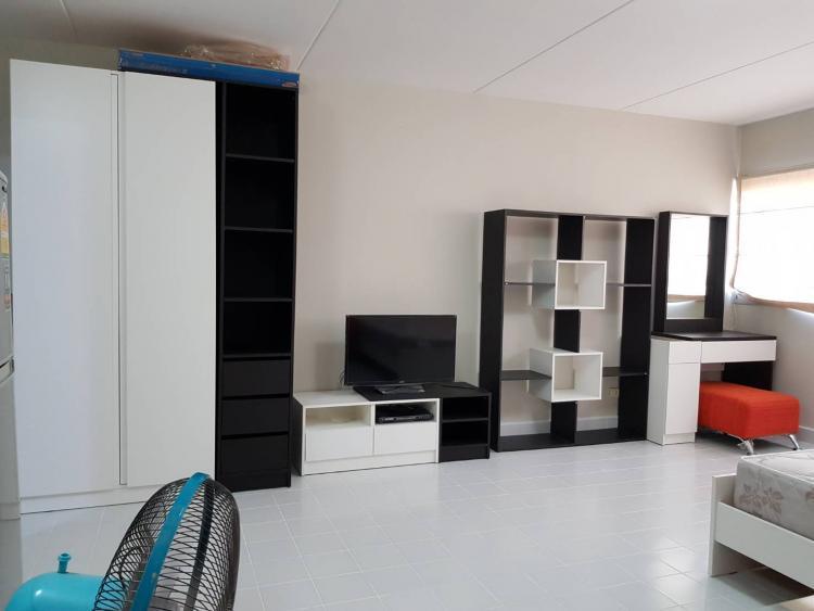 ให้เช่าห้อง   ห้องเล็กด้านใน อาคาร T12 ชั้น 13