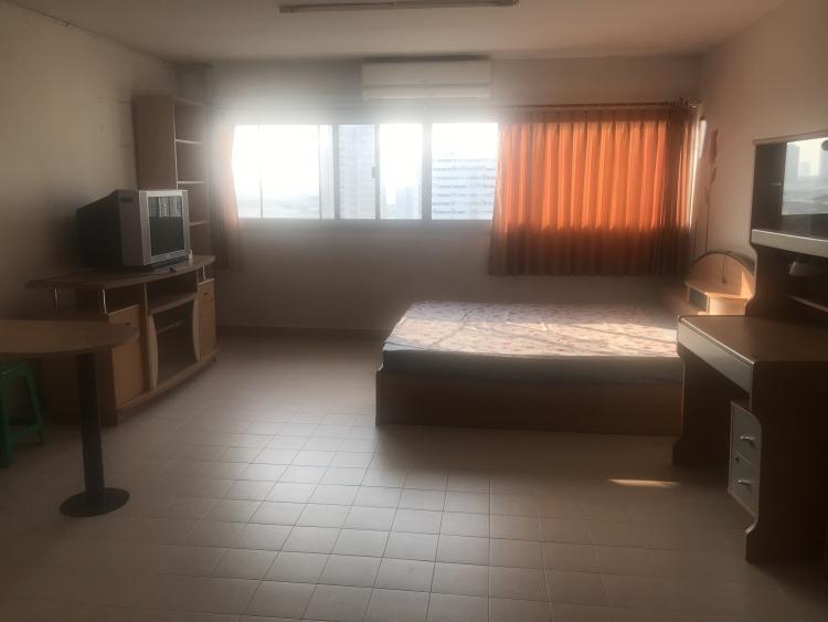 ให้เช่าห้อง   ห้องเล็กด้านใน อาคาร T10 ชั้น 14