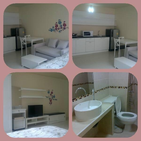ให้เช่าห้อง   ห้องเล็กด้านใน อาคาร T12 ชั้น 9