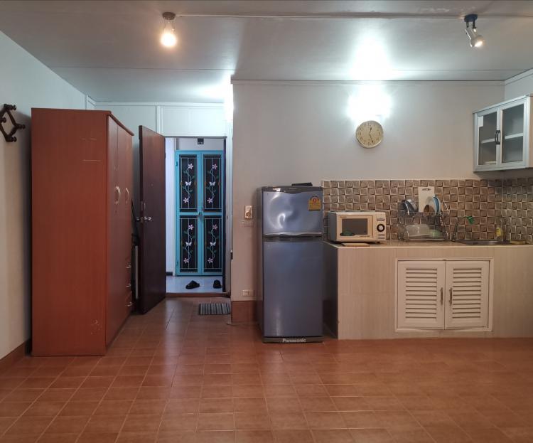 ให้เช่าห้อง   ห้องเล็กด้านใน อาคาร C7 ชั้น 7