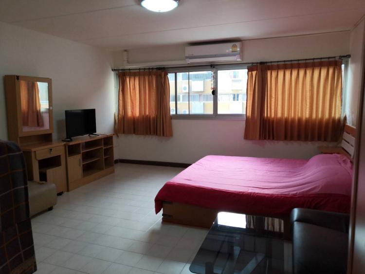 ให้เช่าห้อง   ห้องเล็กด้านใน อาคาร C6 ชั้น 12