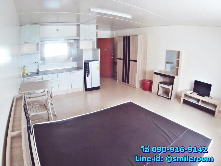 ให้เช่าห้อง   ห้องเล็กด้านใน อาคาร T10 ชั้น 8