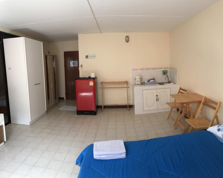 ขายห้อง ห้องขนาดกลางด้านใน อาคาร P2 ชั้น 12