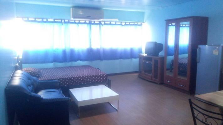 ให้เช่าห้อง   ห้องเล็กด้านนอก อาคาร P1 ชั้น 9