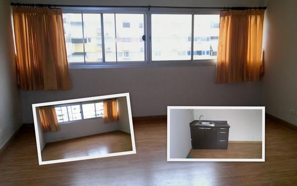 ให้เช่าห้อง   ห้องเล็กด้านใน อาคาร T11 ชั้น 12