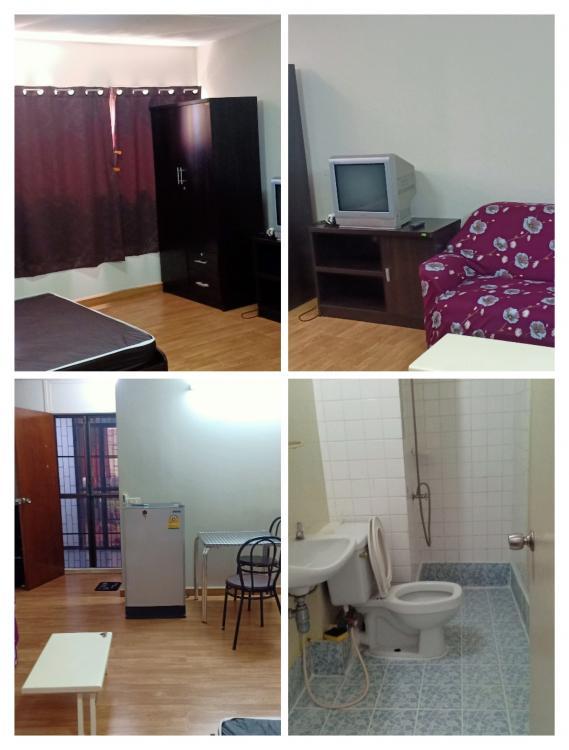 ให้เช่าห้อง   ห้องเล็กด้านใน อาคาร T12 ชั้น 11