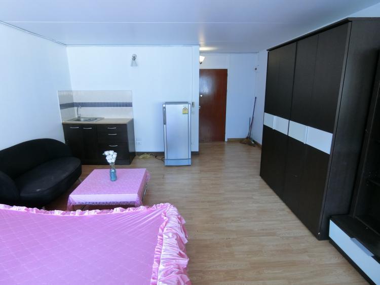 ให้เช่าห้อง   ห้องเล็กด้านใน อาคาร T3 ชั้น 11