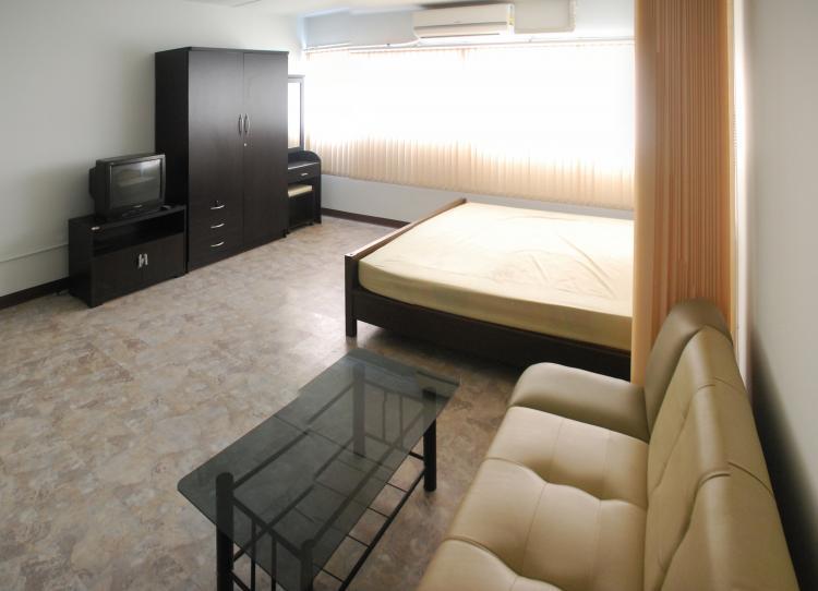 ให้เช่าห้อง   ห้องเล็กด้านนอก อาคาร C8 ชั้น 14