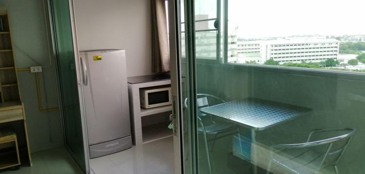 ให้เช่าห้อง   ห้องเล็กด้านนอก อาคาร T9 ชั้น 14